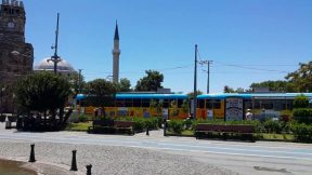 Antalya Kalekapısı Kapalı Yol Girişi - Gezi Tatil