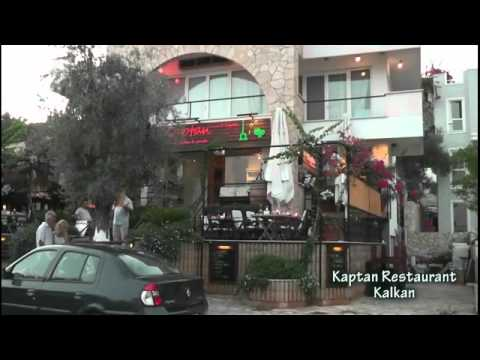 Kaptan Restaurant - Kalkan