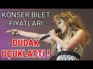 Jennifer Lopez Antalya Konser Fiyatları Dudak Uçuklatıyor Konser ne zaman nerede ?