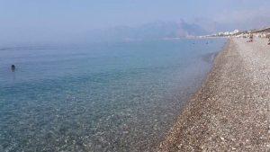 Sabahları Antalya Denizi Nasıl Oluyor ? - Antalya Gezi Tatil Tur