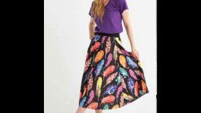 Bayan Etek Çeşitleri 2019 Kadın Moda Bayan Giyim Etek Modelleri Desenleri Örnekleri Yeni Etekler