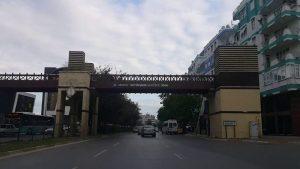 Real Kavşağı - Evliya Çelebi Caddesi - Mevlana Caddesi - Meydan Kavşağı Antalya Şehir içi Merkezi
