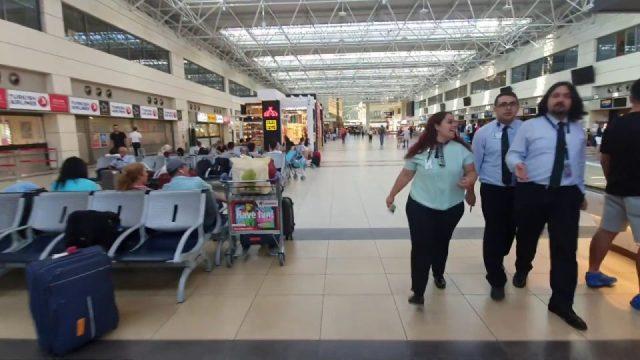 Antalya Havalimanı İç Hatlar – Antalya Airport – Antalya Gezi Tatil