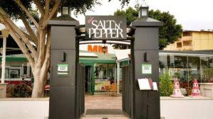 CHEF'S SALT'IN PEPPER RESTAURANT'da tescilli Youtube kanalı açılış hazırlıkları