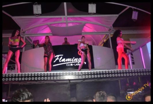 Flamingo Club Lara Sezona Hızlı Merhaba dedi...
