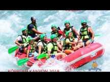 Antalya Rafting - Manavgat Rafting Turları - Köprülü Kanyon Tornado Rafting