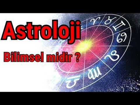 Astroloji Bilimsel midir ?