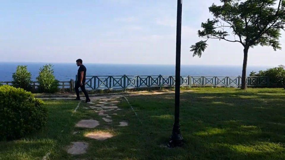 Antalya Eski Lara Yolu Barınaklar Yürüyüş – Antalya Gezi Tatil 10/27