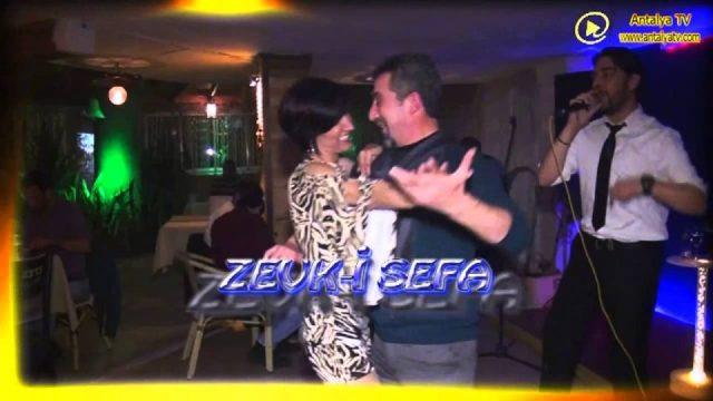 Zevk-i Sefa Restaurant Bar - Antalya Eğlence Mekanları - Örnekköy Lara Antalya