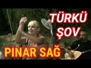 Pınar Sağ (Pınar Aydınlar) Türkü Şov - Konserden Kısa Kısa Türkü Demeti