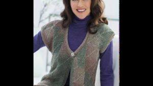 Bayan Yelek Modelleri 2019 Bayan Örgü Yelekler Yelek Örnekleri Çeşitleri Kadın Moda Giyim