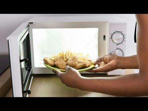 Mikrodalgada ısıtılan yemeğin kurumaması nasıl sağlanır ? – Pratik Bilgiler
