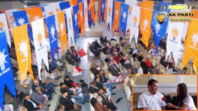 Mutlu ULUTAŞ - Ak Parti Kaş İlçe Başkanı