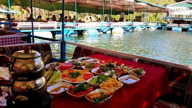 Alanya Dimçayı Kahvaltı Panorama Piknik Restaurant - 0533 6527987