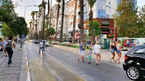 Antalya Atatürk Caddesi - Işıklar Caddesi