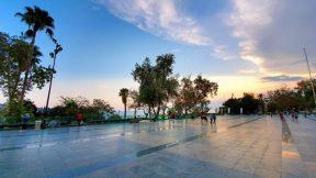 Antalya Cumhuriyet Meydanı Manzara