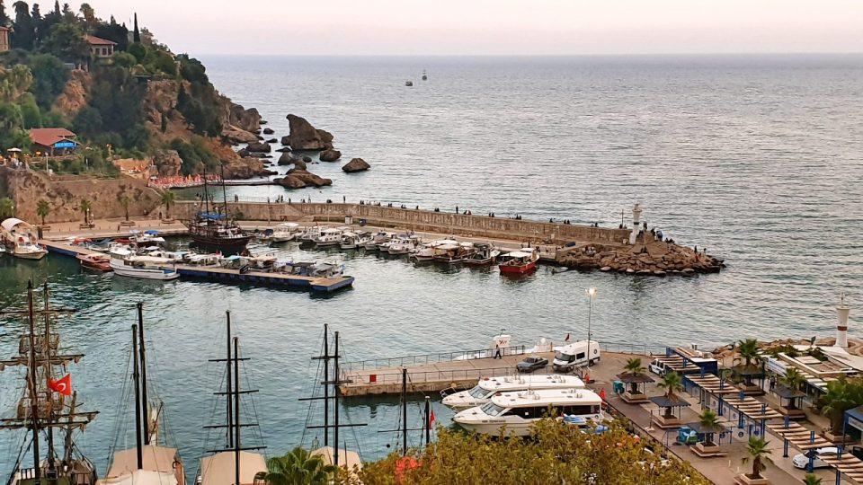 antalya yat limani iskele deniz manzarasi kaleiçi (6)