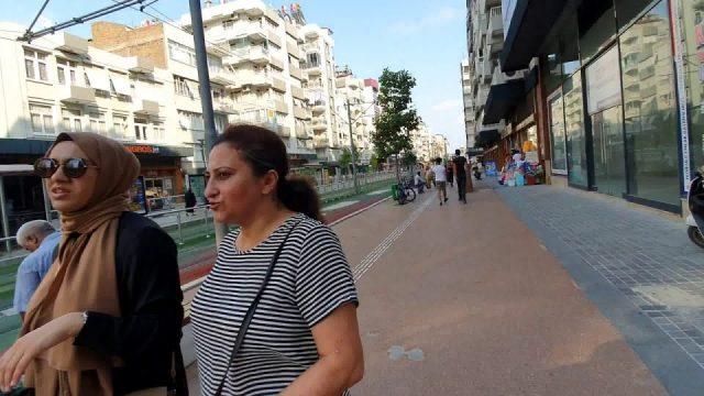 Antalya Şarampol Caddesi Kapalı Yol Markantalya İstikameti – Gezi Tatil – 2/7
