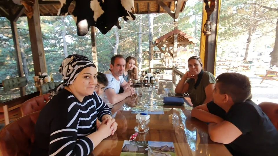 Köroğlu Beli Dinlenme Tesisleri – Antalya Afyon Karayolu