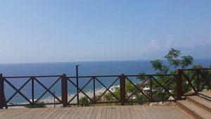 Varyanttan Beach Park'a Yürüyüş - Antalya Gezi Tatil - 5/16