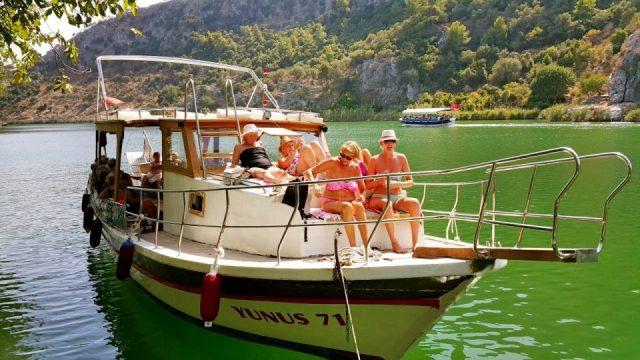 Dalyan Otelleri - Riverside Hotel Dalyan Uygun Oteller