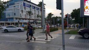 Yeni Konyaaltı Sahil Yolu Sea Life Otel Kavşağı Manzara - Antalya Gezi Tatil