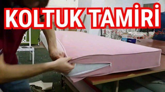 Antalya Koltuk Tamiri - Mobilya Bakım Onarım Koltuk Kırlent Yüz Değişimi