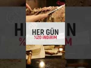 Antalya Cağ Kebabı H&M Cağ Kebabı - Etli Ekmek