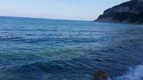 Kumsalda Yürüyüş - Antalya Kargıcak Plajı Gezi Tur Tatil