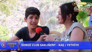 Gorge Club Saklıkent - Fethiye Saklıkent Kahvaltı Restaurant Gezilecek Yerler