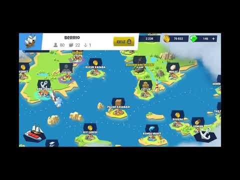 Gemi ticaret oyunu Seaport gemi oyunları şehir kurma strateji ticaret oyunları android