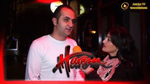 Harem Cafe Bar 2013 - Alanya Barlar Gece Mekanları Eğlence Alemi Magazin Geceleri