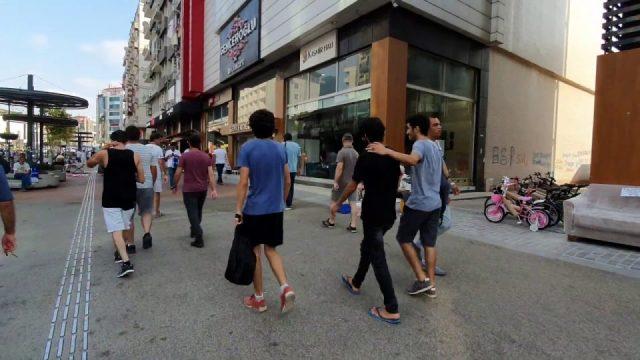 Antalya Şarampol Caddesi Kapalı Yol Markantalya İstikameti – Gezi Tatil – 6/7