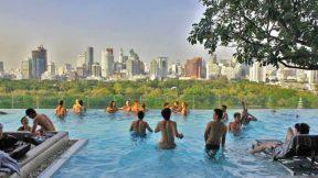 En güzel otel havuzları güzel yüzme havuzları