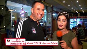 Şişçi Ramazan İftar Menüsü Antalya Restaurant Şiş Köfte Antalya Piyaz