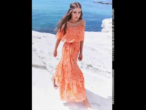 Yazlık Kıyafetler 2019 Kadın Moda Bayan Giyim Aksesuar Elbise Modelleri