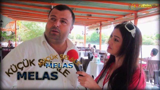 Küçük Şelale Melas Restaurant - Manavgat Kahvaltı Mekanları Gözleme Köy Kahvaltısı