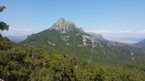 Dev Salıncakta Antalya Manzarası - Gezi Tatil Tur