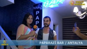 Paparazi Bar - Antalya