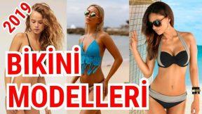 2019 Bikini Modelleri - Yeni Bikiniler - 2019 Yaz Bikini Modası