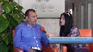 Mutado Hotel Antalya - 0242 311 06 29 - Talat DOGAN