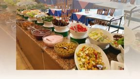 Alanya Açık Büfe Kahvaltılı Oteller 0242 511 8541 uygun fiyatlı ucuz konaklama otel tatil