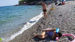 Küçük Çaltıcak Plajı Yürüyüş - Antalya Piknik Alanları Gezi Tatil - 4/7