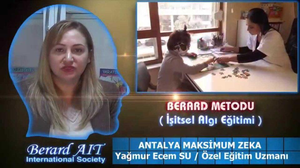 Berard Metodu Nedir İşitsel Algı Eğitimi Antalya Kişisel Gelişim Hafıza