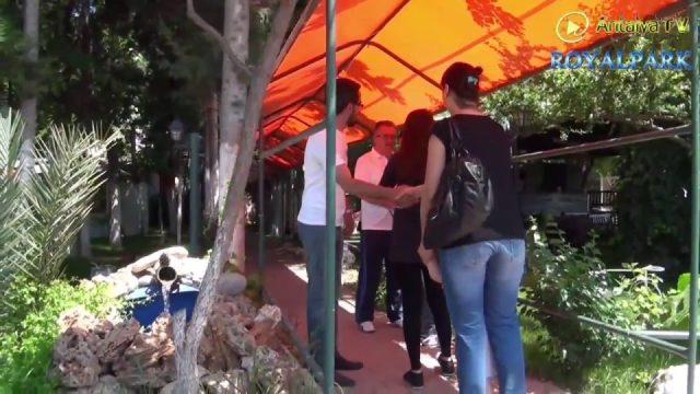 Royal Park Et Mangal Kahvaltı Çakırlar Antalya Gezilecek Yerleri