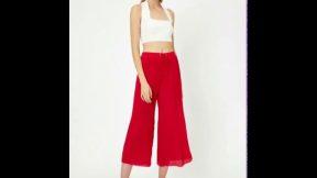 Bayan Pantolon Modelleri Kadın Moda Kot Kumaş Yeni Pantolon Çeşitleri Kombin Fikirleri