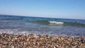 Antalya Deniz Manzarası - Dalgaların Sesini Dinle