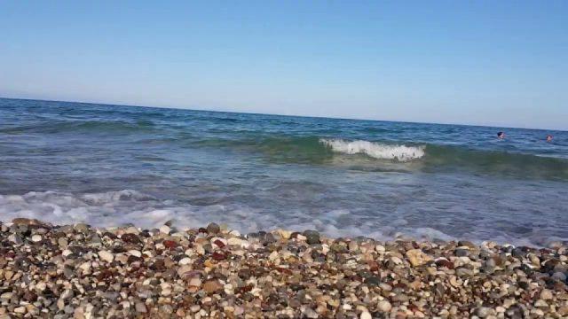 Antalya Deniz Manzarası – Dalgaların Sesini Dinle