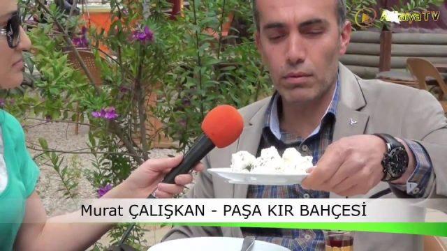Paşa Kır Bahçesi - Van Kahvaltısı