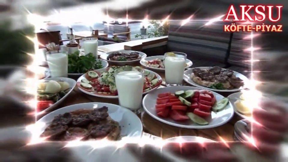 Aksu Köfte Piyaz Mangal Park – Aksu – Antalya